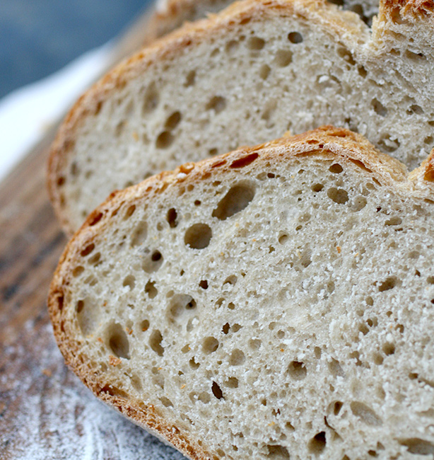 pane con le farine di Floriddia